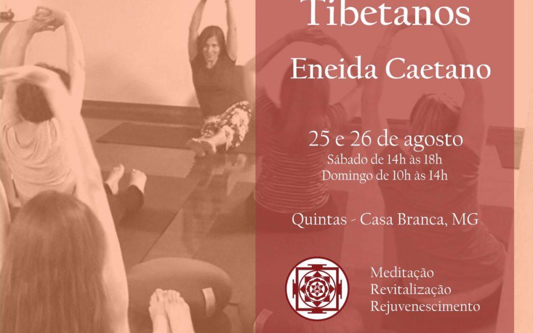 Workshop: Os 21 Ritos Tibetanos