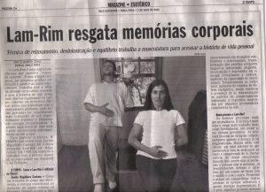 Lam-Rim resgata memórias corporais