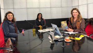 Entrevista Radio Caxias, com Eneida Caetano, CUIDANDO DE MIM