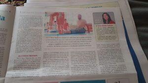 Entrevista Jornal Nosso Bem-Estar RS