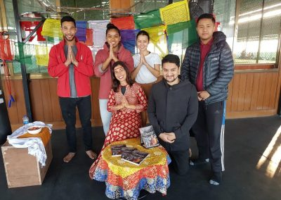 Lançamento – 17 novembro 2018 – Nepal